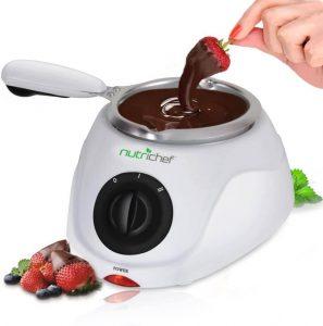 NutriChef Chocolate Melting Set