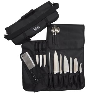 Chef's Knife Roll Bag