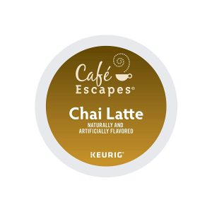 Café Escapes Chai Single-Serve K-Cup Pods