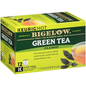 Bigelow Green Tea Keurig K-Cups