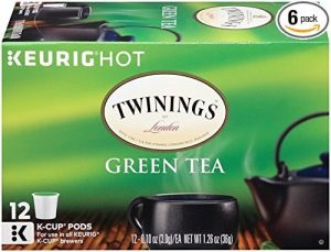 Twinings of London K-Cup Portion Pack for Keurig