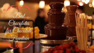 Best Chocolate Fountain_ Chocolate
