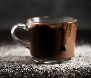 Hot Chocolate Go Bad