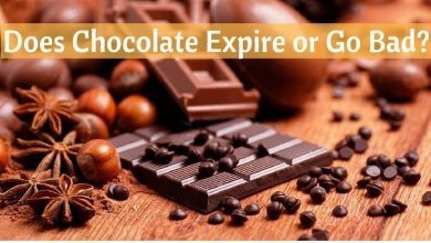 does chocolate go bad
