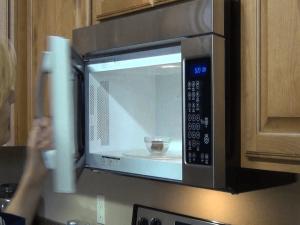 Microwave method