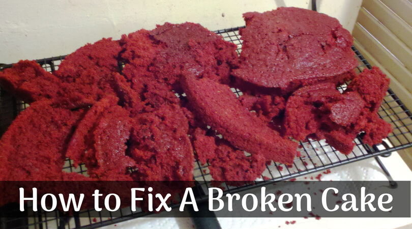 Photo of How to Fix a Broken Cake – Best Way to Repair Your Cake