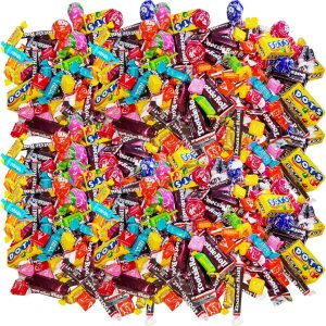 Bulk Starburst & Tootsie Favorites 9.5 Lb Candy Variety by Assortit