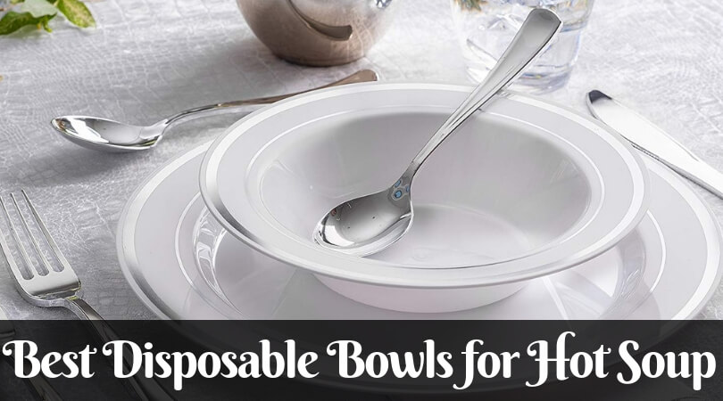 Best Disposable Bowls for Hot Soup