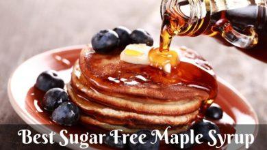 Best Sugar Free Maple Syrup
