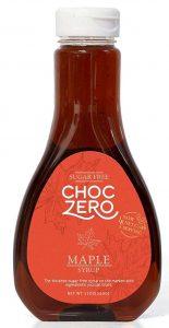 Choc Zero's Maple Syrup