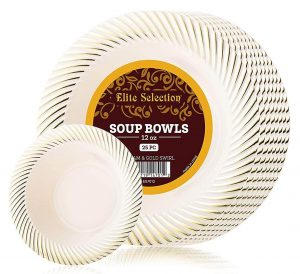 Elite Selection Soup Bowls