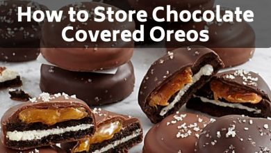 How to Store Chocolate Covered Oreos