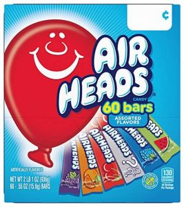 Airheads Bars – Chewy Fruit Candy