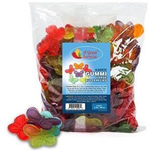 Gummy Butterflies Candy