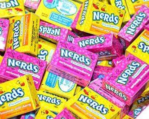 Wonka Nerds Assorted Mini Boxes