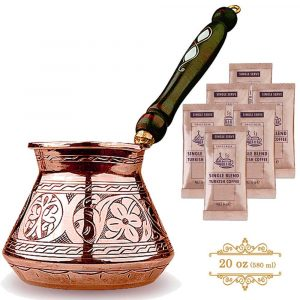 Volarium Turkish Coffee Pot
