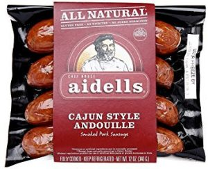 Aidells Cajun Style Andouille Sausage