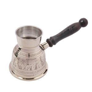 Aheli Brass Turkish Coffee Pot