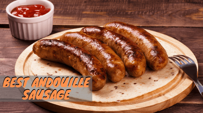 Photo of Best Andouille Sausage – Spicy and Delicious Cajun Style Sausage