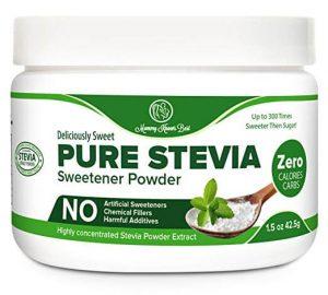 Pure Stevia Powder Extract Sweetener