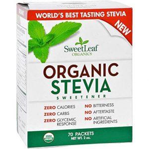 Sweet Leaf Sweetener