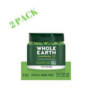 Whole Earth Sweetener Stevia & Monk Fruit Blend
