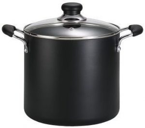 T-Fal B36262 Total Nonstick Stockpot Cookware