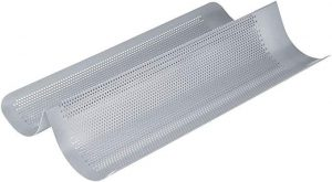 Chicago Metallic Perforated Baguette Pan
