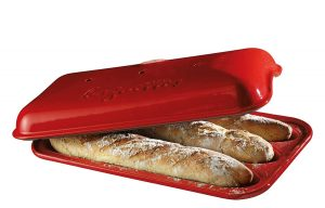 Emile Henry Mini Baguette Pan