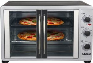 Luby Extra Large Toaster Oven For Baking Bread