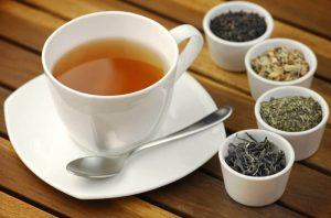 What does Yogi tea do?