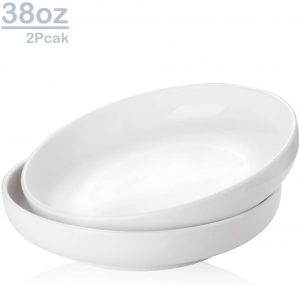 Zoneyila Porcelain Serving Bowls