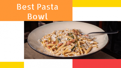 Photo of Best Pasta Bowl – Serve Pasta in Elegant Style at Sweet Home