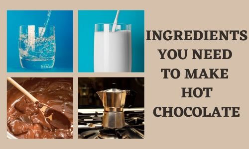Ingredients You Need to Make Hot Chocolate