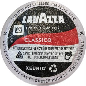 Lavazza Medium Roast Classico Coffee