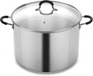 Cook N Home Saucepot with Lid