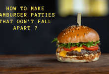 Photo of How to make hamburger patties that don't fall apart – Tips to make hamburgers patties
