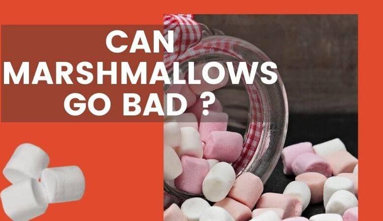 can marshmallows go bad