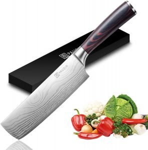 Paudin Nakiri Vegetable Knife