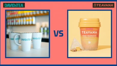 Davids Tea vs Teavana