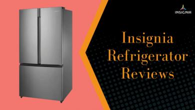 insignia refrigerator reviews